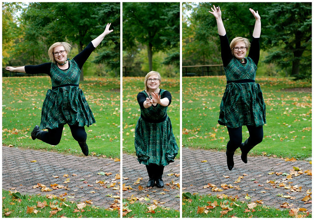 jumping Collage