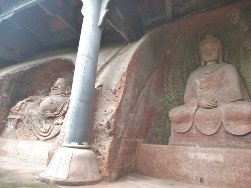 CH-Leshan-Bouddha oriental (9)
