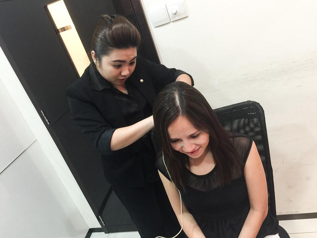 Hair Treatment at Yun Nam Hair Care