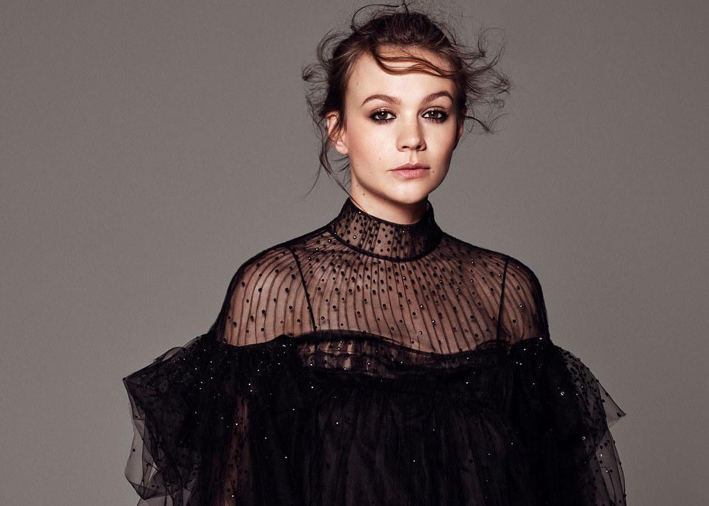 Кэри Маллиган — Фотосессия для «Elle» 2015 – 3