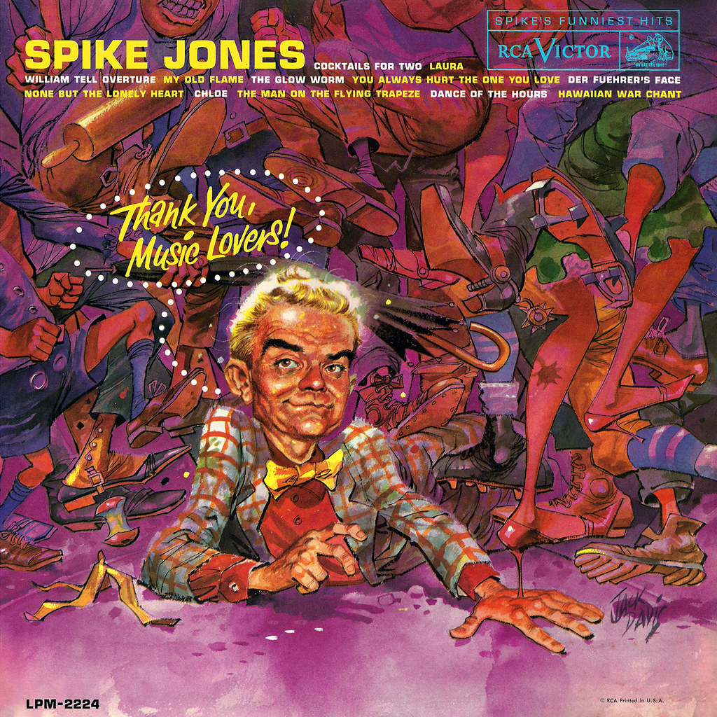 Spike Jones - Thank You, Music Lovers
