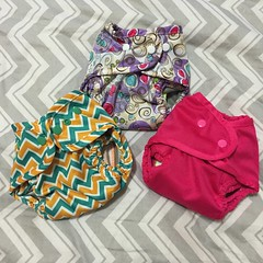 button cloth diapers