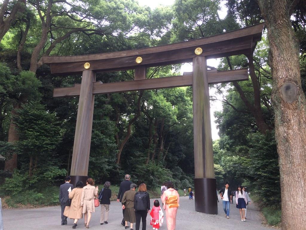 2015 Autumn Japan Trip Day 6: Tokyo