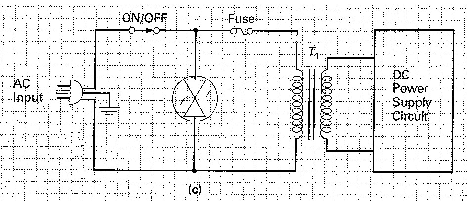 transorb schematic symbol