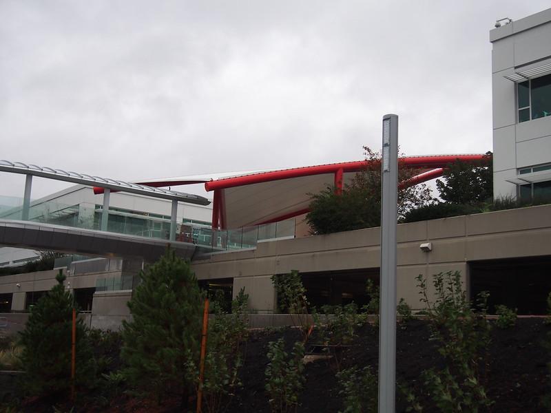Google Campus Sky Bridge