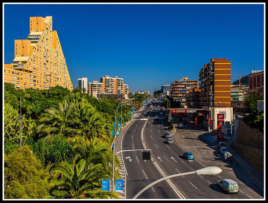 clnica Vistahermosa Map Alicante Mapcarta