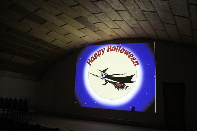 happy halloween myk