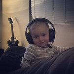 Archer's jammin! by bartlewife