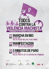 todxs contra la violencia machista