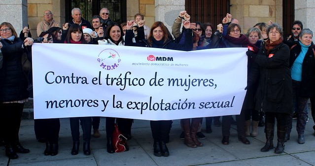 II Jornadas contra la trata de mujeres y menores con fines de explotación sexual