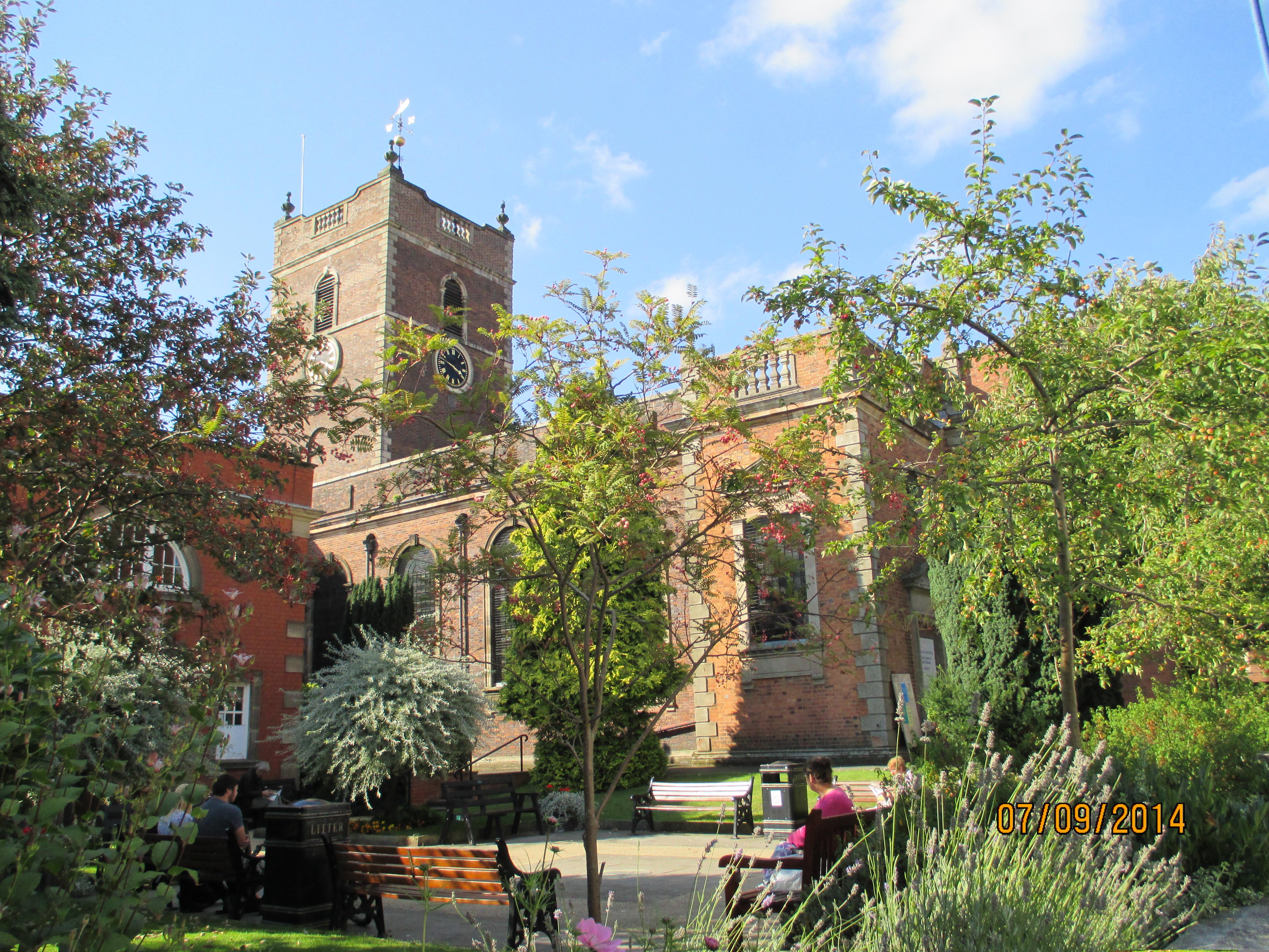 STOURBRIDGE, St Thomas, West Midlands