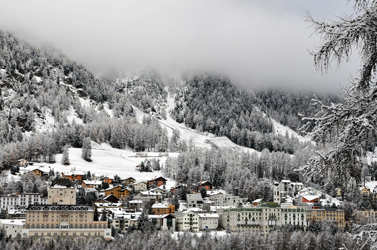 Pontresina - Winterzauber