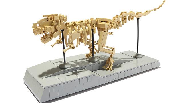 Tyrannosaurus Rex, T-Rex