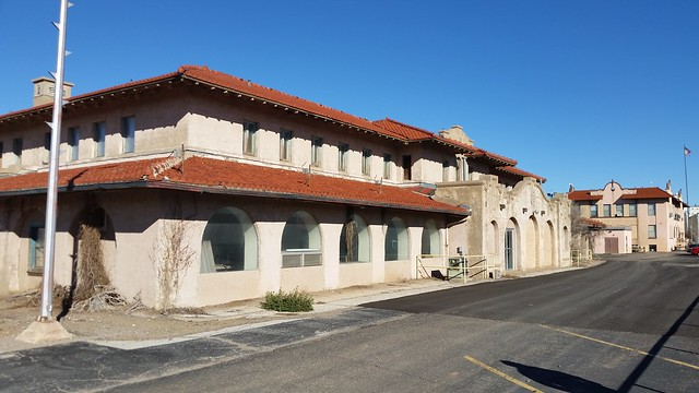 Clovis NM Harvey House