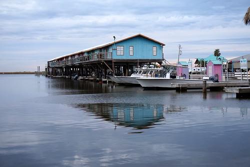 usa water boat seaside louisiana bayou swamp marais cajun piloti cocodrie