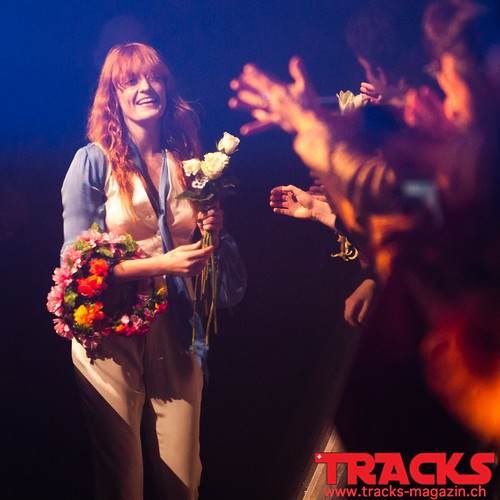 Florence and the Machine @ Hallenstadion - Zurich