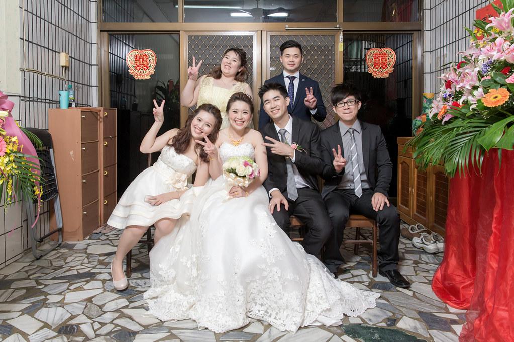 台南婚攝-迎娶午宴 X 情定城堡 (58)