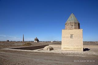 Kunya-Urgench - Il-Arslan Mausoleum