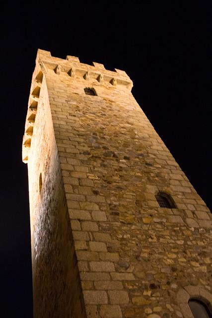 Torre de las Cigüeñas