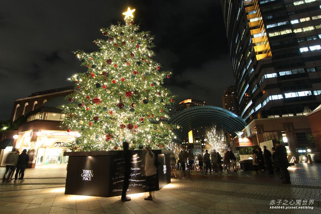 Tokyo Winter Illuminations- 恵比寿ガーデンプレイス-IMG_9770103