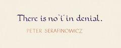 Quotation - Peter Serafinowicz