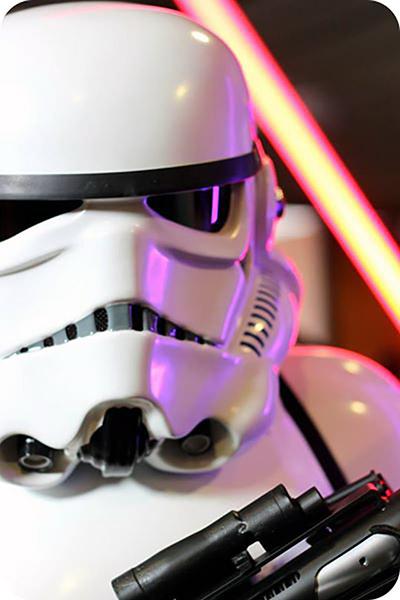 Los personajes de Star Wars visitarán el sábado El Corte Inglés de Cartagena