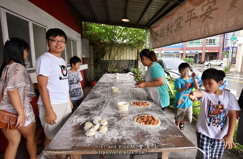 宜蘭安平冰店窯烤披薩DIY09