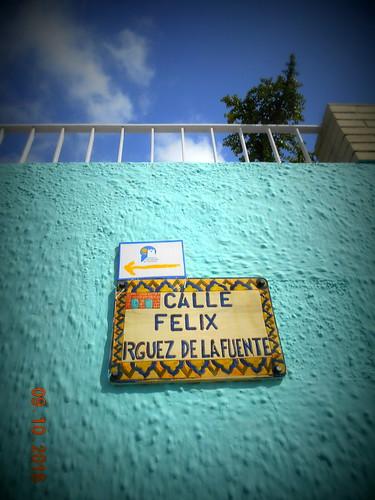 #CaminoMozarabeDeSantiago Almeria - Gador
