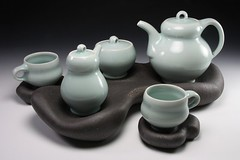 tea set: doug blechner