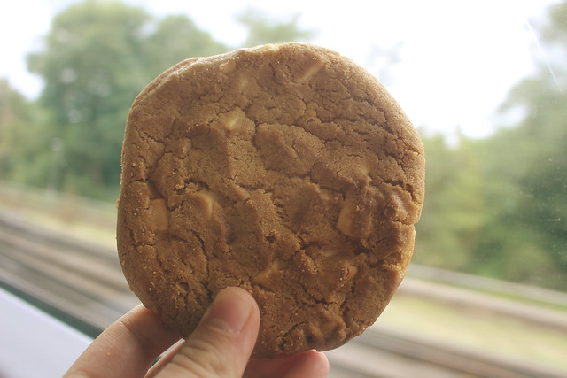 Orange Cookie