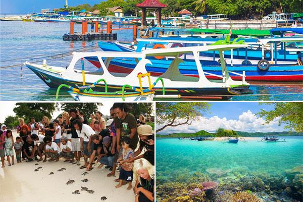 Festival Gili Island