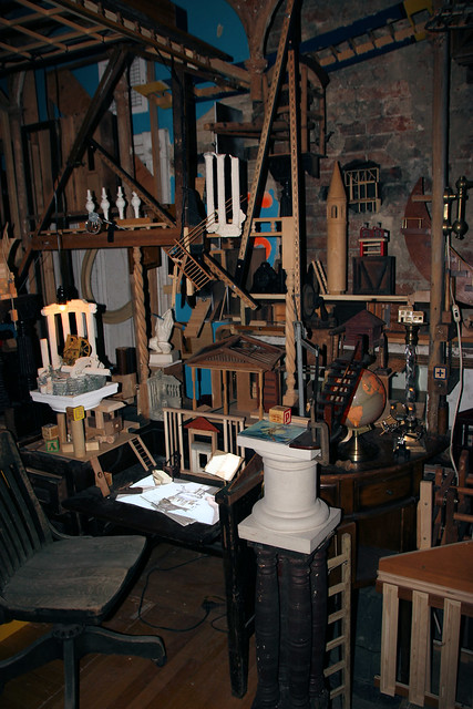 A Second Home. Dennis Maher. The Mattress Factory