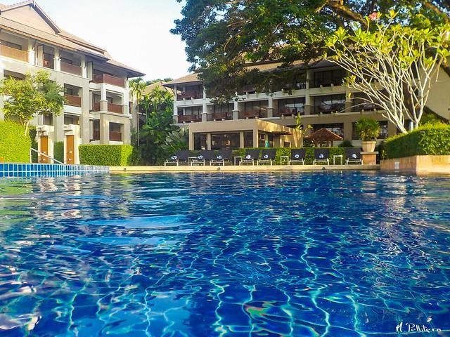 Le Meridien - Swiming Pool