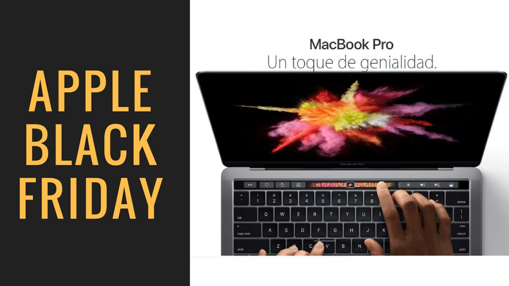 Black Friday en Apple 2016