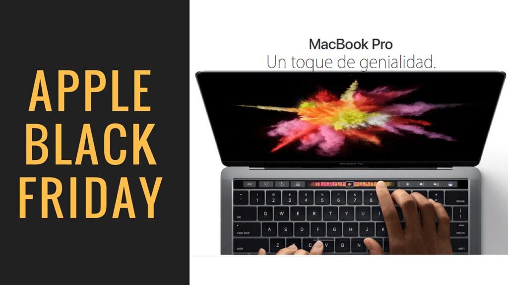 Black Friday en Apple 2016