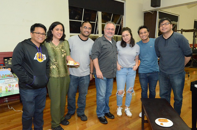 Group Picture with Birthday, Nikon D5100, AF-S Zoom-Nikkor 14-24mm f/2.8G ED