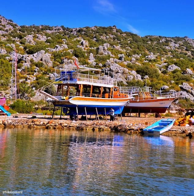 Featured medium photo of Kaleüçağız Köyü on TripHappy's travel guide