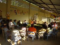 Patronato de Acción Social en parroquia Eloy Alfaro