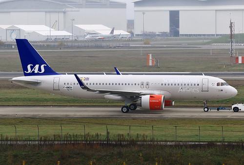 A320 - Airbus A320-251N