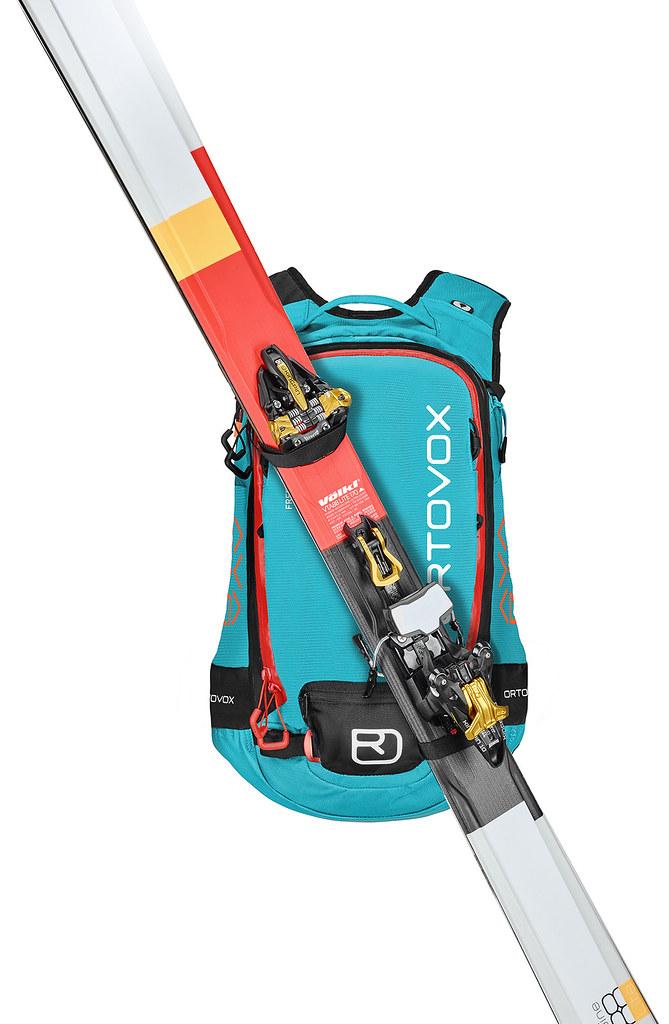 a9add410a8 Ortovox Avabag - nový lehký systém pro lavinové batohy - SkitourGuru.com