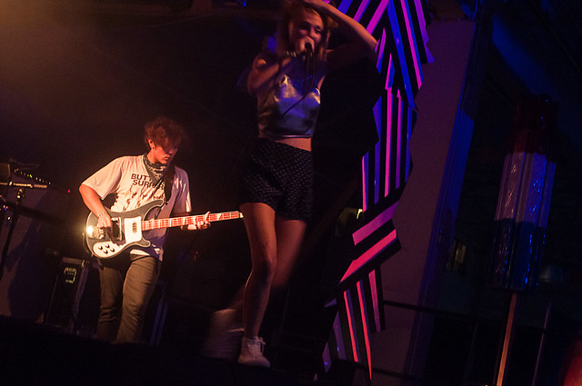 Cherry Glazerr @ House of Vans