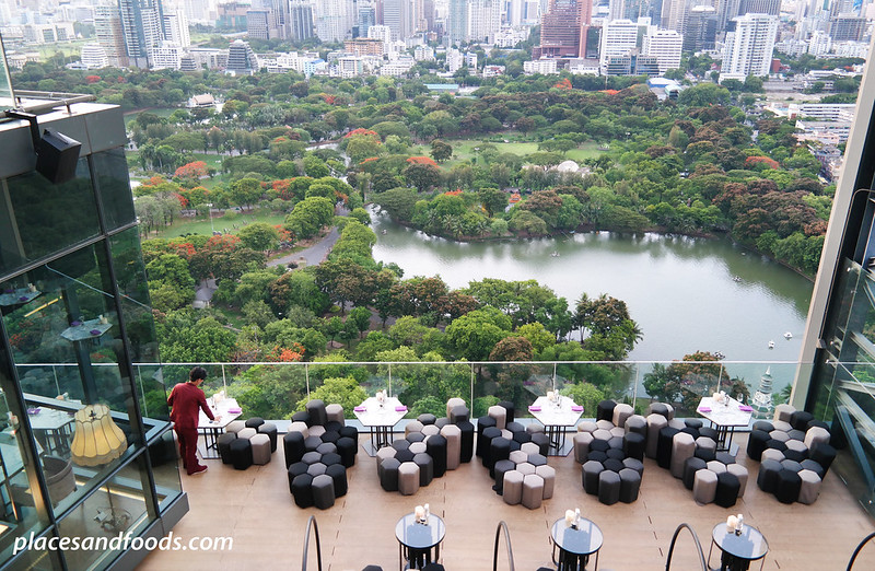 Park Society Sofitel So Bangkok Top Rooftop Bar