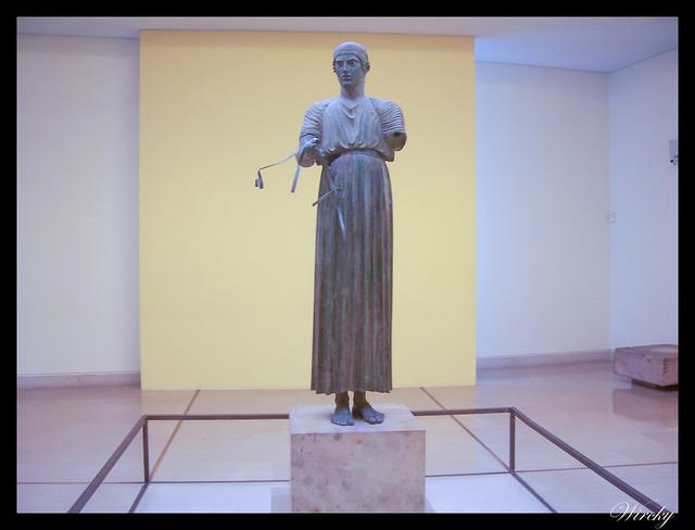 Grecia Olimpia Delfos - Áuriga de Delfos