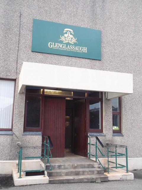 Stillhouse at Glenglassaugh distillery