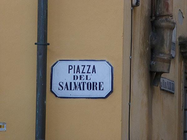 Piazza del Salvatore