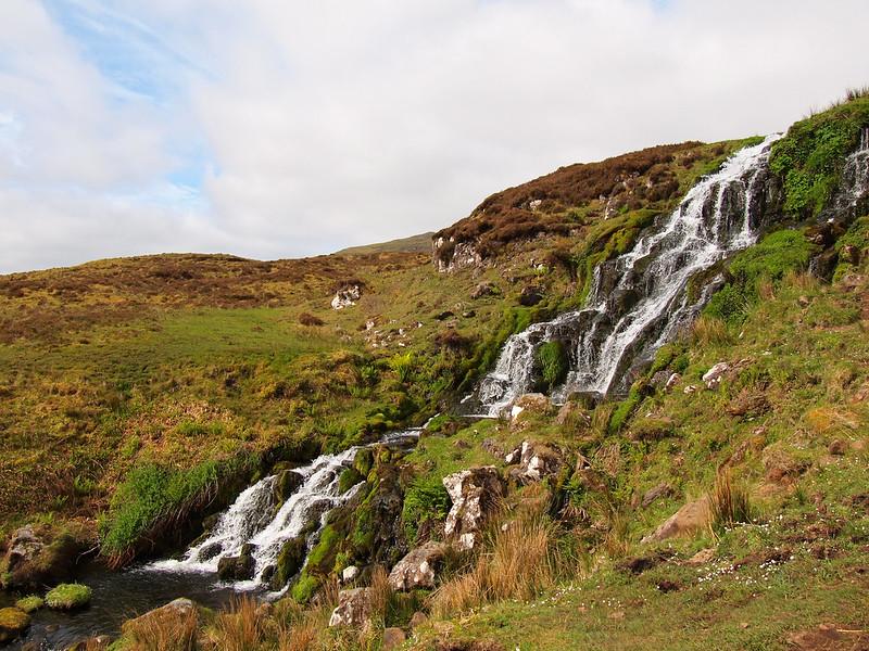 Bride's Veil Falls, Isle of Skye