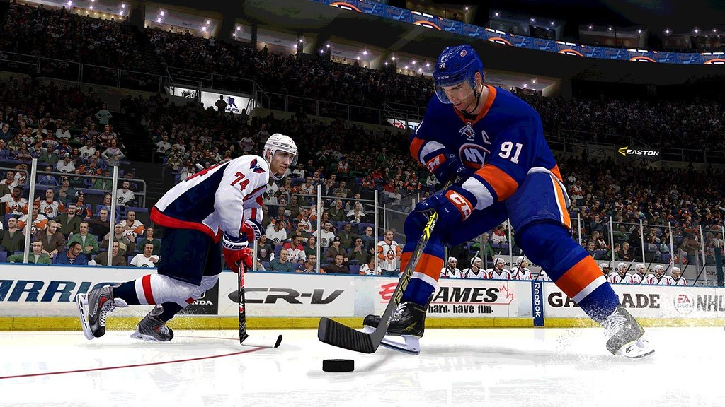 EA Sports NHL Legacy Edition