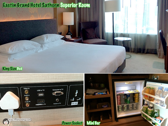 Eastin Grand Superior Room