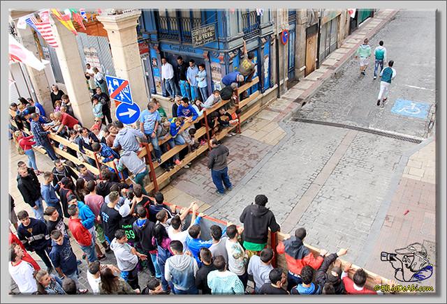 Briviesca en Fiestas 2.015 Segundo encierro Sopas de ajo y encierro infantil (4)