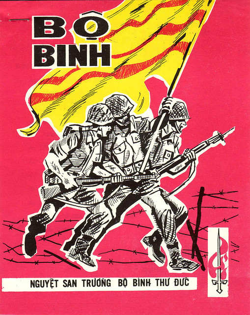 Army of South Vietnam Officer's Candidate School Booklet